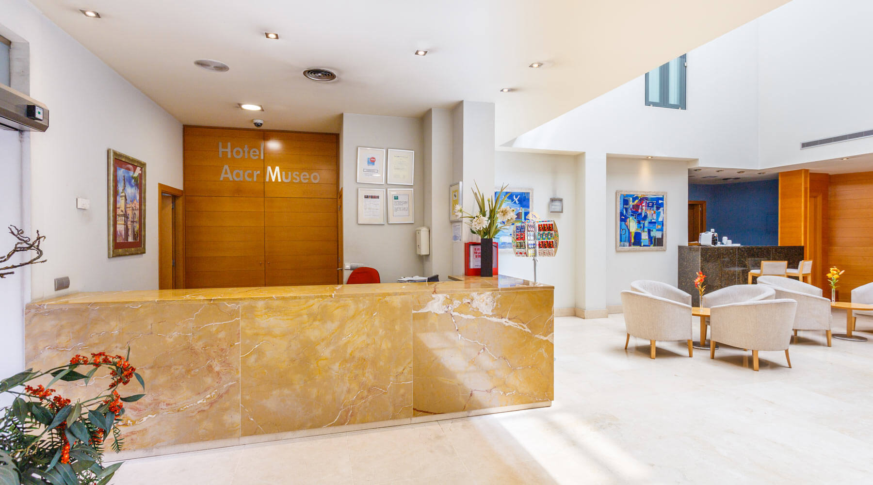 Museo.Hotel Aacr Museo Seville Official Website